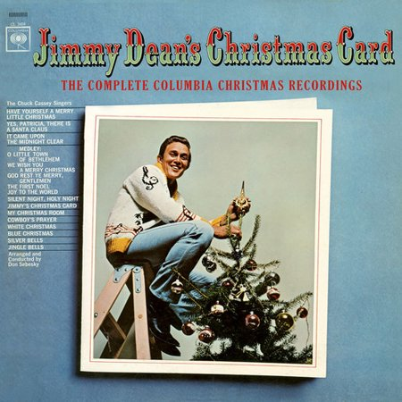 Jimmy Dean's Christmas Card: The Complete Columbia Christmas Recordings ()