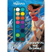 Parragon-Moana Discoveries And Dreams