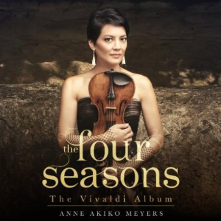 Four Seasons: The Vivaldi Album (CD)