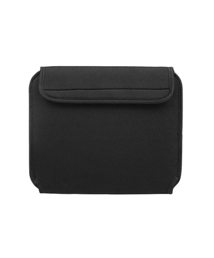 Black Neoprene Portable Cable Organizer Bag For Cables, IPad, Travel  Accessories