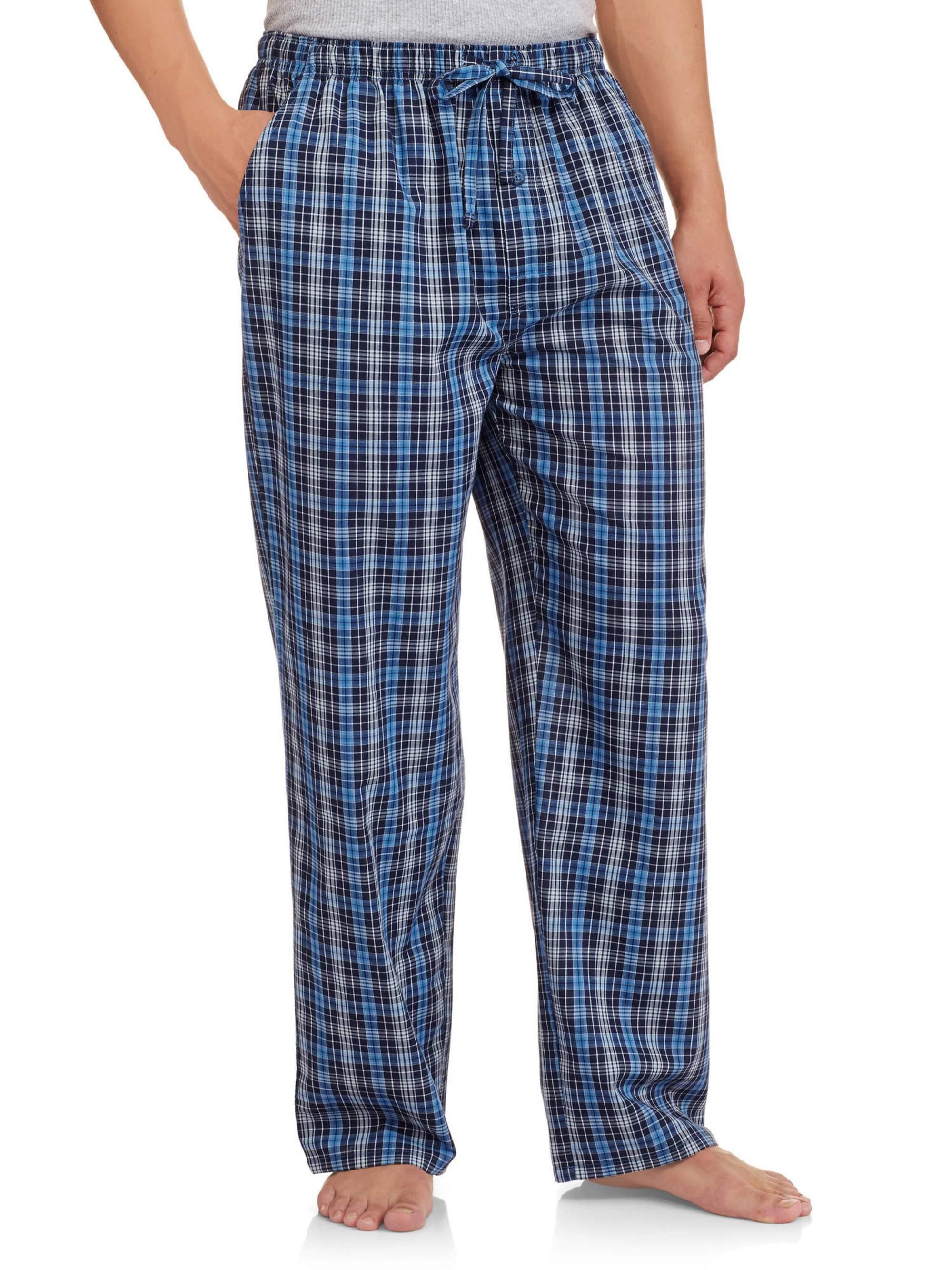 Big Men's Woven Sleep Pant