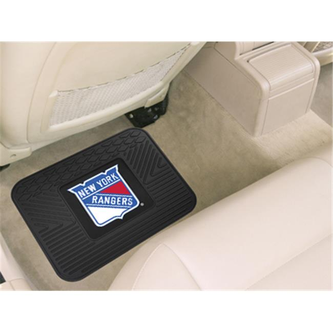 Fanmats 10776 NHL - 14 inch x17 inch  - New York Rangers Utility Mat