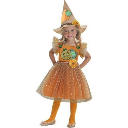 Halloween Costumes For Kidsgirl Walmart.Little Scarecrow Toddler Halloween Costume