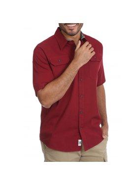 Men's Short Sleeve Twill Shirt