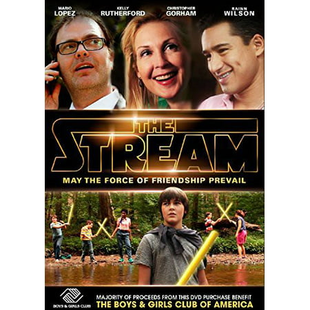 The Stream (DVD) (Film D'halloween Disney En Streaming)