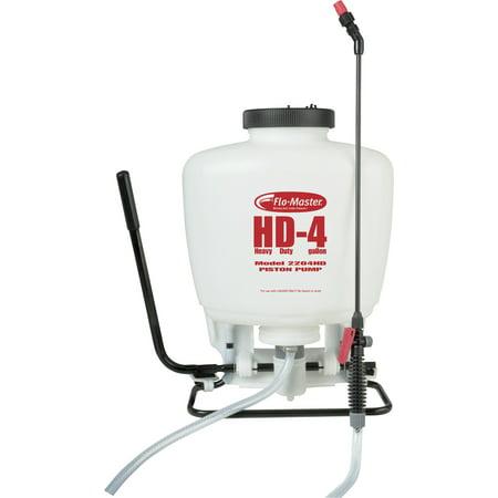 RL Flo-Master Heavy Duty 4 Gallon Piston Backpack Sprayer