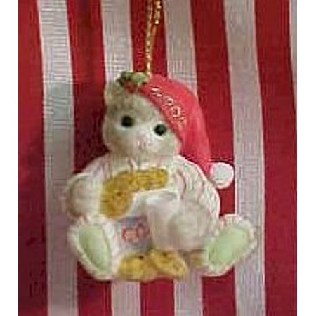2002 Dated Hanging Ornament 104052, Calico Kittens Collection By Calico Kittens