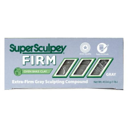 Super Sculpey, 1 lb., Firm