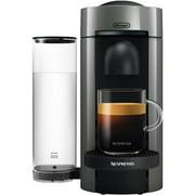 Nespresso VertuoPlus Coffee and Espresso Maker by De'Longhi, Gray