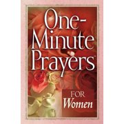 One-Minute Prayers: One-Minute Prayers for Women (Paperback)