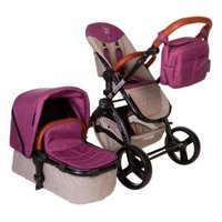 Pink Deluxe Stroller System - Limited Edition