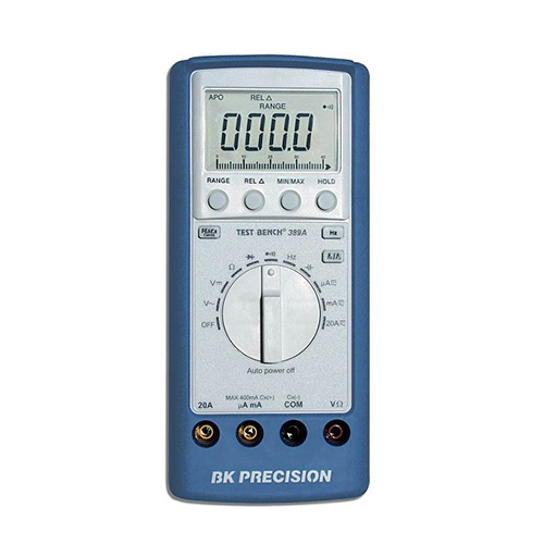 Bk Precision 389A 3 3/4, 4000 Count Test Bench Digital Mu...