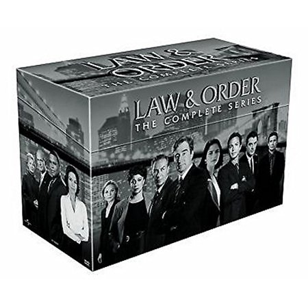 Law & Order Complete Series 119-DVD Boxset [ NON-USA FORMAT, PAL, Reg.4 Import - Australia (Law And Order Svu Box Set 1 17)