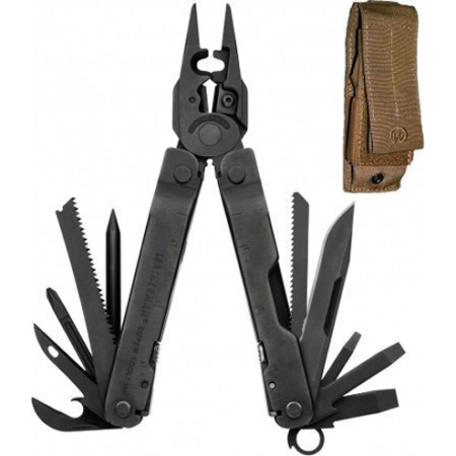 Leatherman Super Tool 18-Tool Utility EOD