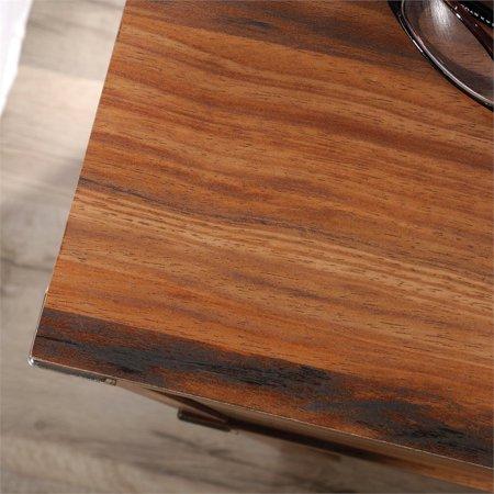 Sauder Vista Key 1-Drawer Wood Night Stand in Blaze Acacia - image 7 of 11