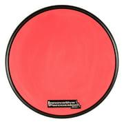 Innovative Percussion RP-1R Red Gum Rubber Practice Pad w/ Black Rim