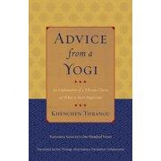 Advice from a Yogi - eBook