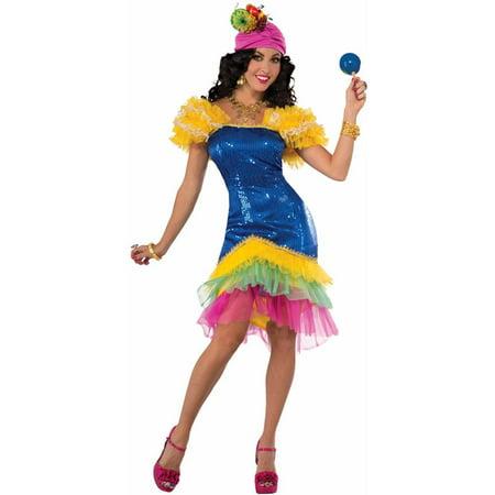 Cha-Cha Latin Dancer Adult Costume (Dancer Costumes)