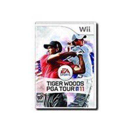 Electronic Arts Tiger Woods PGA Tour 11 (Wii)
