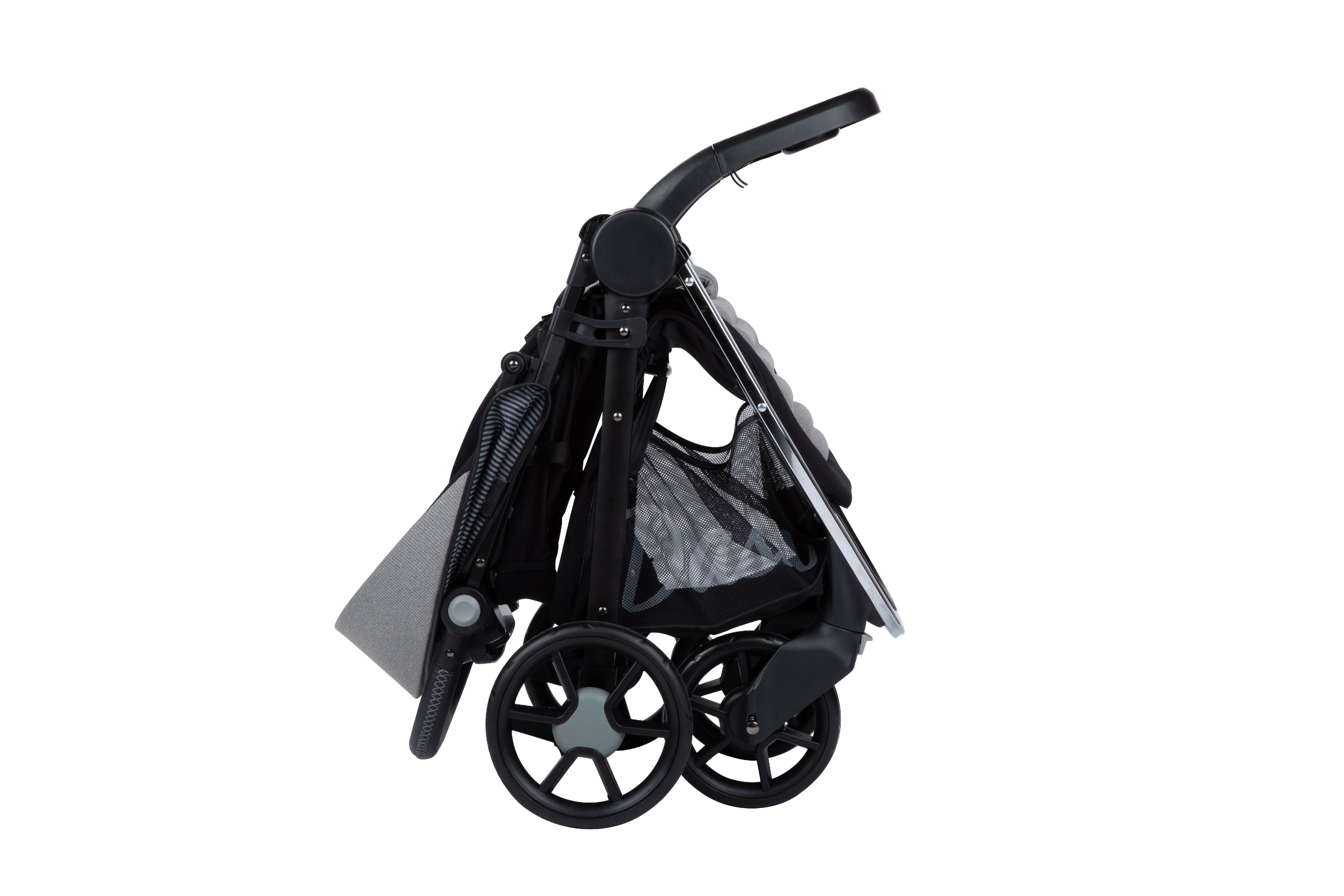 Monbebe Dash All in One Travel System, Gray and Black ...