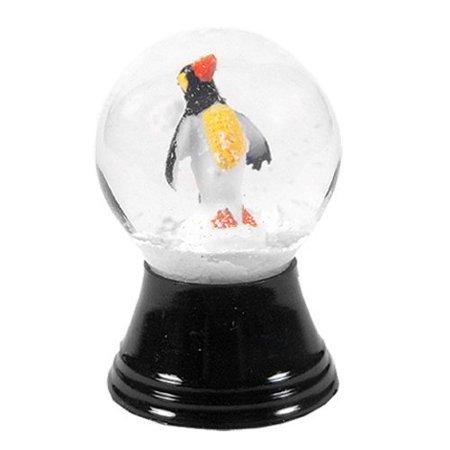 Mini Penguin Snow Globe