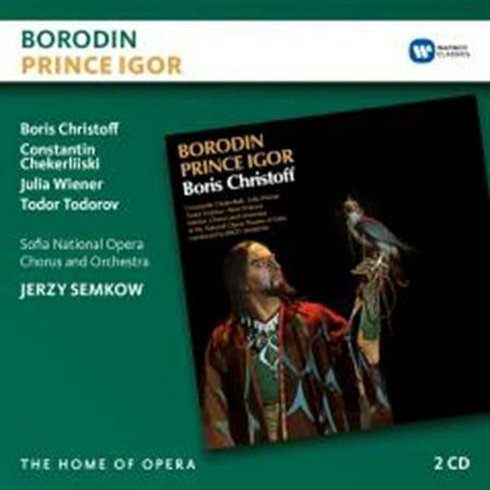 Borodin / Christoff / Cherliiski / Wiener - Prince Igor [CD]