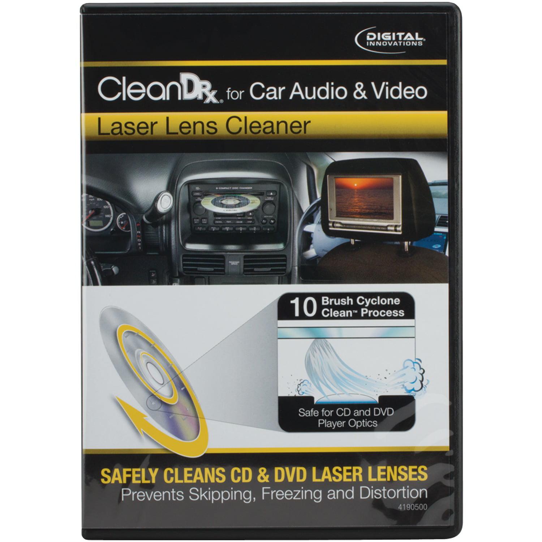 Digital Innovations 41905 Cleandr Car A/v Laser Lens Cleaner