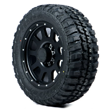 Federal Couragia M/T Mud-Terrain Tire - LT235/75R15 C 6ply (Federal Collection)