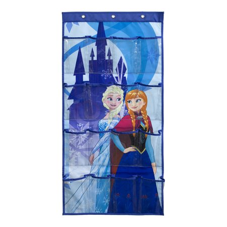 Disney Frozen Hanging Shoe Organizer | Licensed Storage | Everything Mary](Everything Shoes)