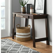 Mainstays Logan Writing Desk with Pullout Drawer