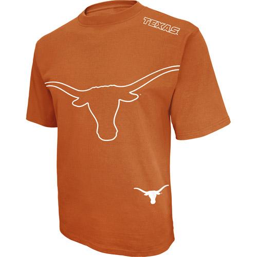 NCAA Big Men's Texas Short Sleeve Tee