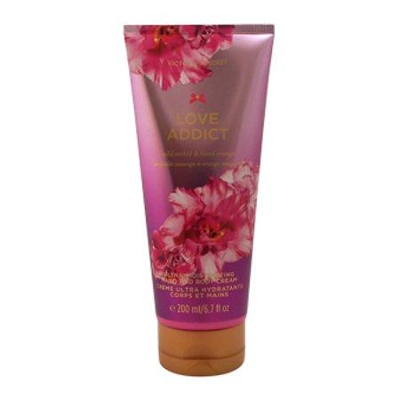 c05d938bf7b67 Victoria's Secret Love Addict Hand & Body Cream, 6.7 oz