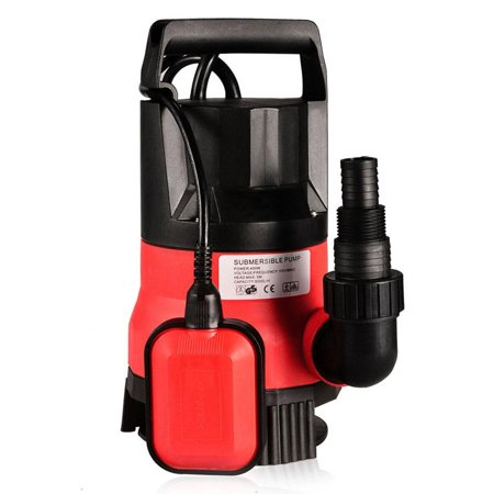 Hifashion Submersible Dirty Clean Water Pump Sump Pump Swimming Pool Pond Heavy Duty Water Transfer UL