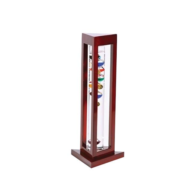 """G.W. Schleidt GW Schleidt 15"""""""" Glass Indoor Showcase Deco..."""