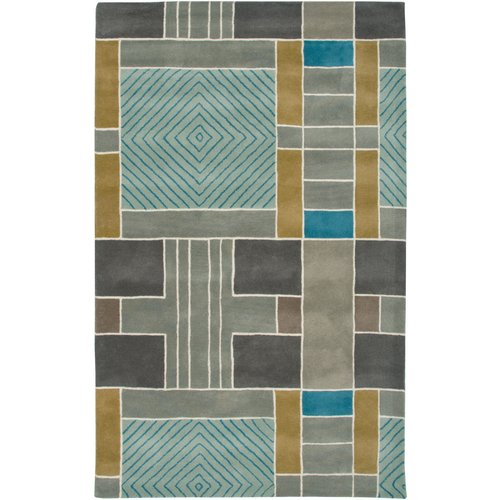 Rizzy Home Volare VO2654 Rug - (2 Foot x 3 Foot)