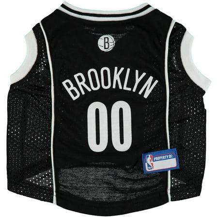 on sale 9940e d6907 Brooklyn Nets Swingman Mesh Basketball Dog Jersey
