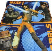 Star Wars Rebels Twin or Full Bedding Comforter, 1 Each