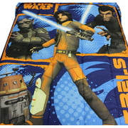 Star Wars Rebels Twin or Full Bedding Comforter, 1 Each