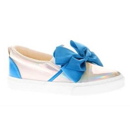 Jojo Siwa Girl's Multi-Color Casual Slip-on Shoe (Paper Baby Shoes)