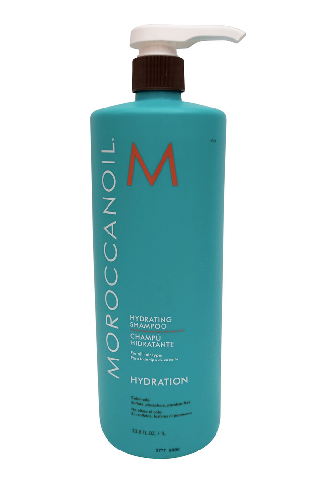 Moroccan Oil Hydrating Shampoo, 33.8 Ounce