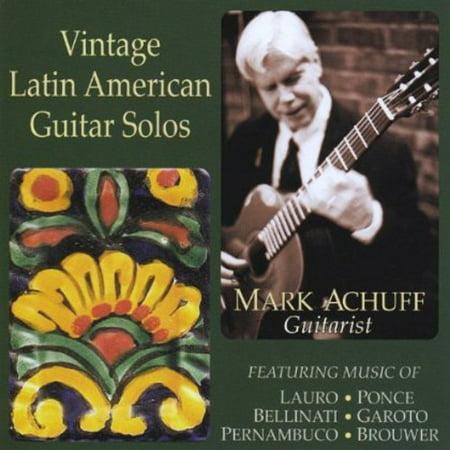 - Vintage Latin American Guitar Solos
