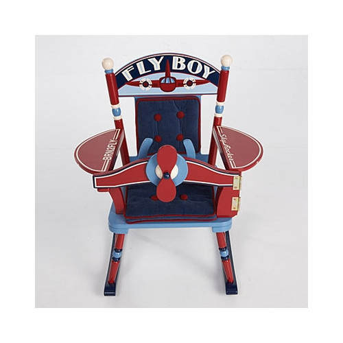 Levels of Discovery Rock A Buddies Wildkin Kids Rocking Chair