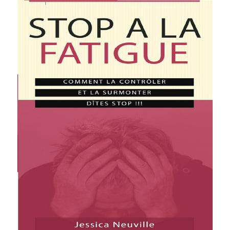 STOP à la fatigue - eBook