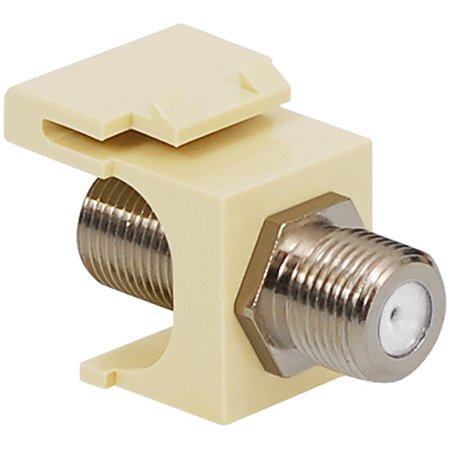 ICC Int'L Conn and Cable IC107B5FAL Cable Tv Coupler Female To Fem