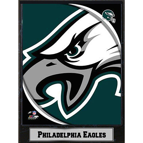 NFL Philadelphia Eagles Photo Plaque, 9x12