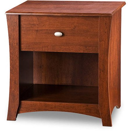 South Shore Jumper 1-Drawer Nightstand, Multiple Finishes