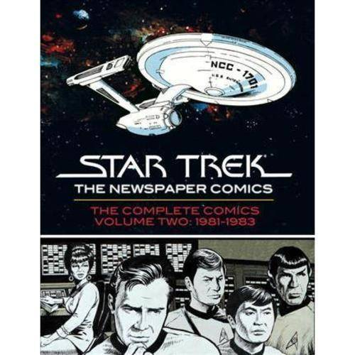 Star Trek: the Newspaper Comics 2: Complete Dailies and Sundays 1981-1983