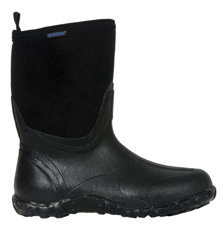 BOGS Mens Classic Mid Boot