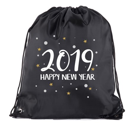 New Year's Eve Party Goody Bags, New Years Decorations, 2019 Gift Bags - New Year Gift