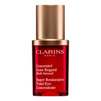 ($85 Value) Clarins Super Restorative Total Eye Concentrate, 0.5 Oz